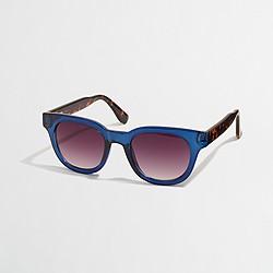 Factory retro sunglasses