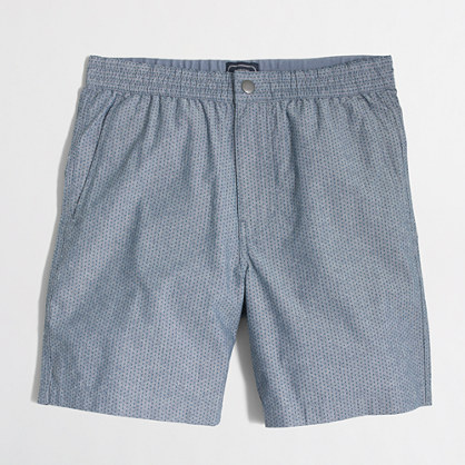 "7"" chambray Tripper short"