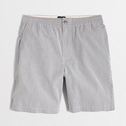 "7"" corded cotton Tripper short"