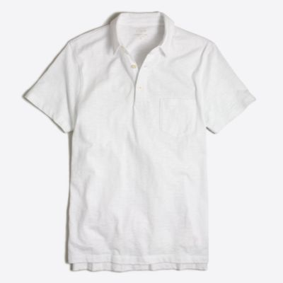 Sunwashed garment-dyed polo factorymen new arrivals c