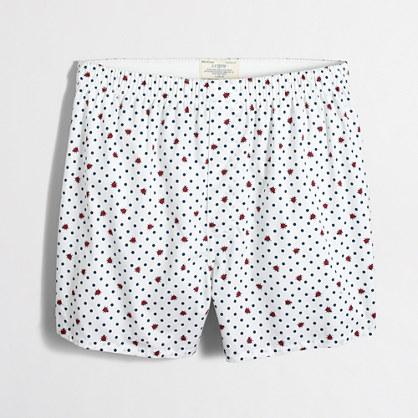 Ladybug boxers