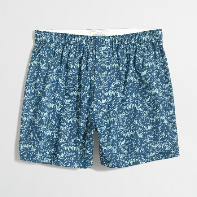 Jungle fern boxers
