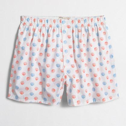 Seashells boxers