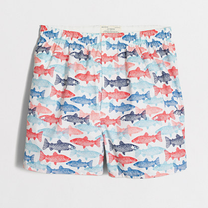 Trout boxers