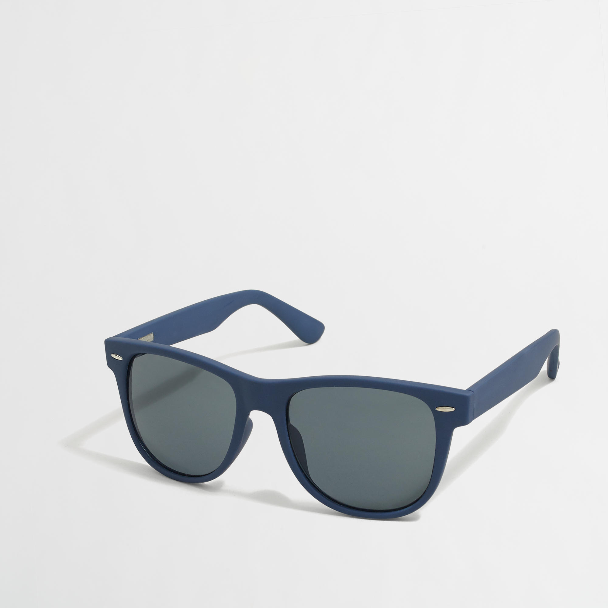 J.Crew Factory Mens Classic Frame Sunglasses in Sapphire