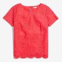 Lace T-shirt