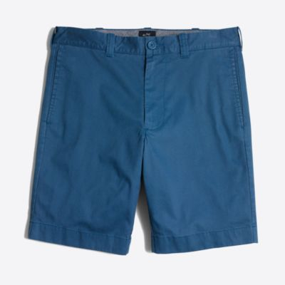 "9"" flex chino Gramercy short factorymen shorts c"