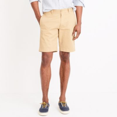 "9"" flex chino Gramercy short factorymen flex collection c"