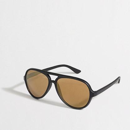 Boys' aviator sunglasses