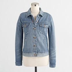 Factory denim jacket