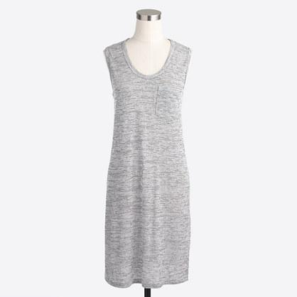 Striped Modal® pocket dress