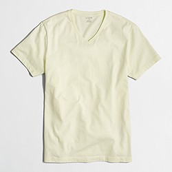 Factory V-neck T-shirt