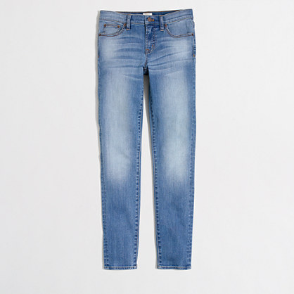 "San Diego wash skinny jean with 26"" inseam"