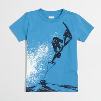Boys' wakeboard storybook T-shirt