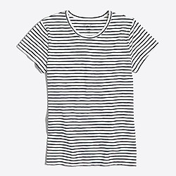Factory striped studio T-shirt
