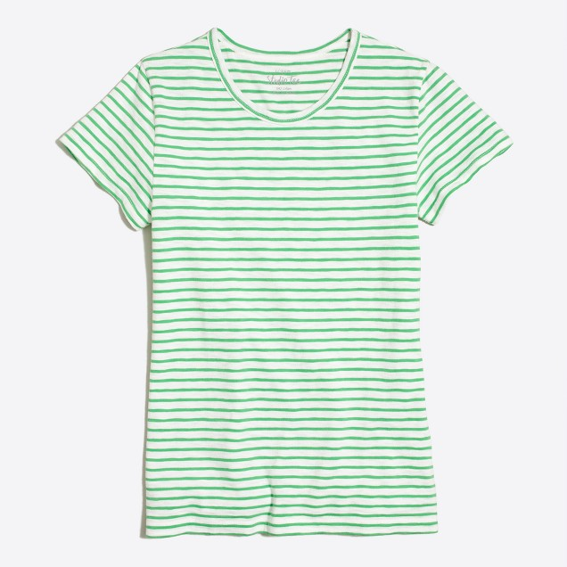 Striped studio T-shirt