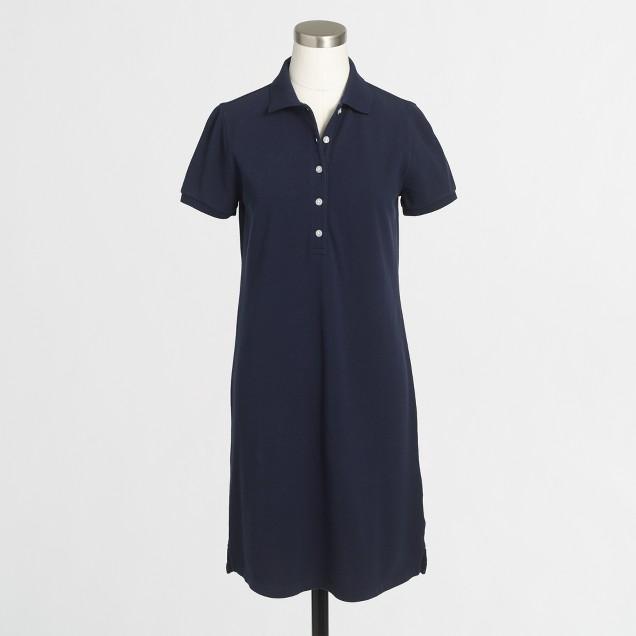 Polo shirtdress