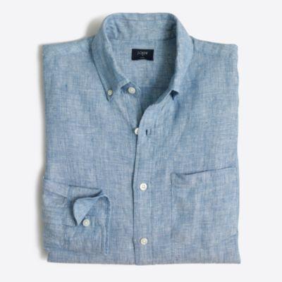 Tall linen shirt factorymen tall c