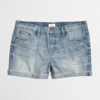 "3"" denim short"