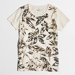 Factory leaf collector T-shirt