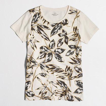 Leaf collector T-shirt