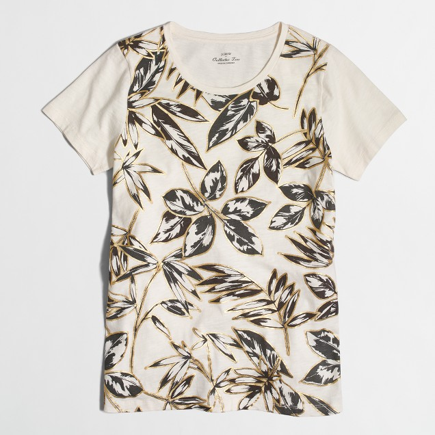 Leaf collector T-shirt