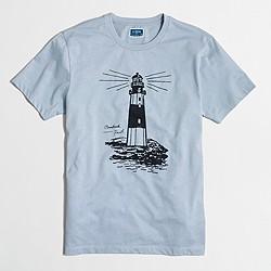 Factory lighthouse T-shirt