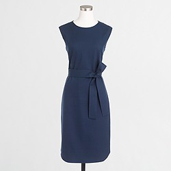 Factory belted dress