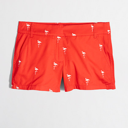 "3"" flamingo short"