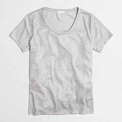 Factory shimmer T-shirt