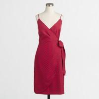 Lightweight wrap dress