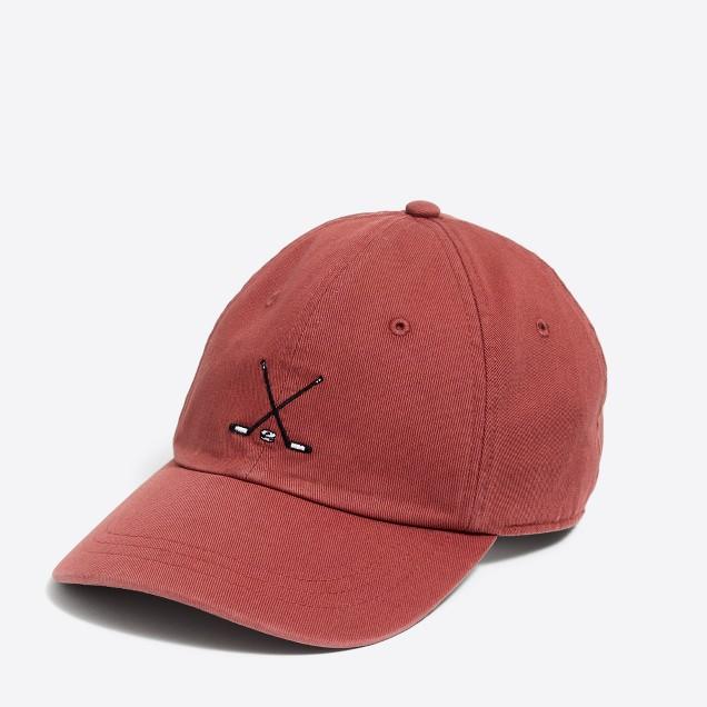 Sunwashed baseball cap