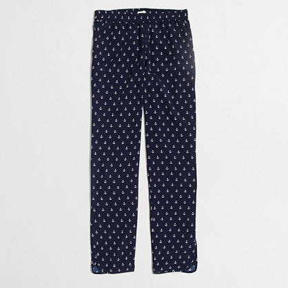 Anchor beach pant