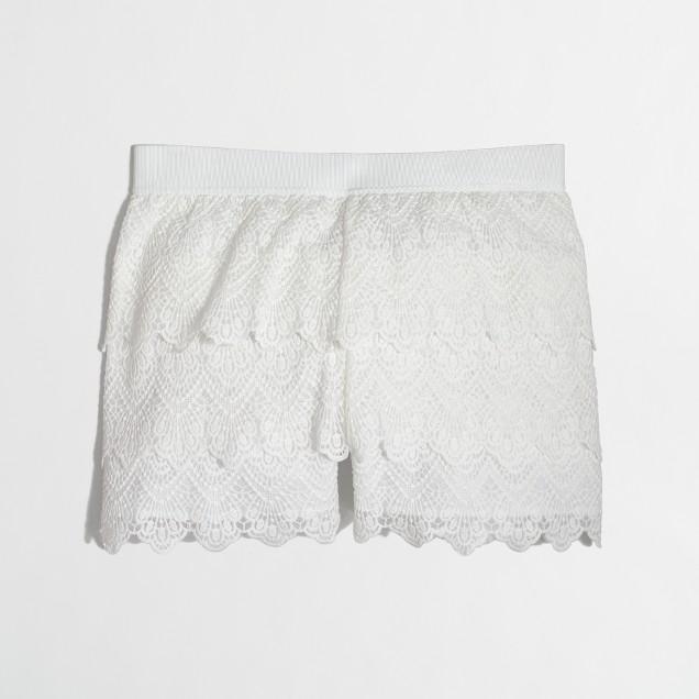 """3"""" lace short"""