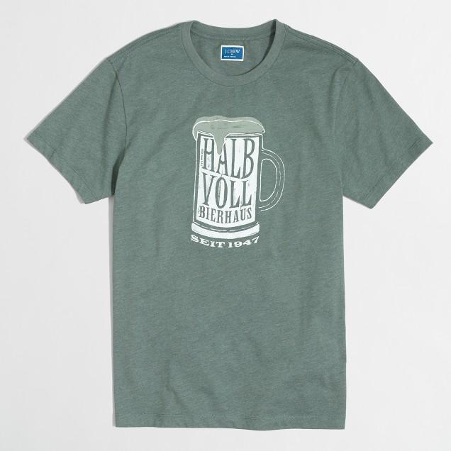 Beer mug T-shirt