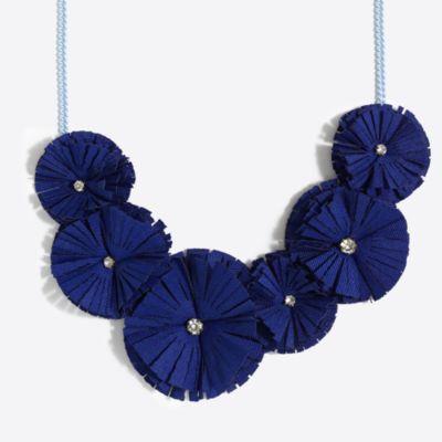 Girls' fringe flower necklace factorygirls jewelry & accessories c