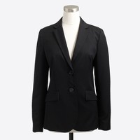 Lightweight wool blazer