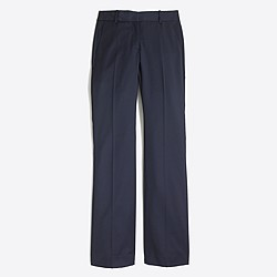Factory lightweight wool trouser