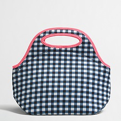 Factory printed lunch bag
