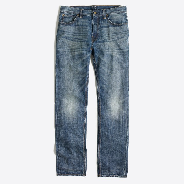 Sutton jean in morton wash