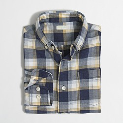 Boys' homepsun shirt