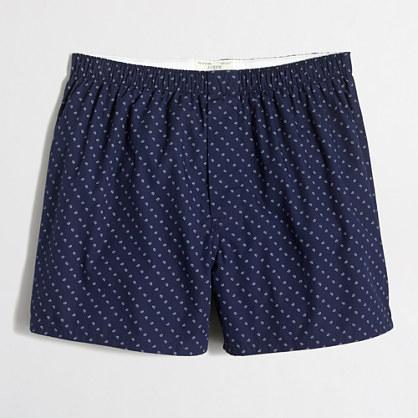 Tiny paisley boxers