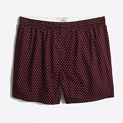 Dotted boxers