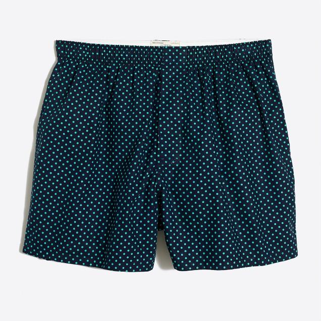 Dot boxers