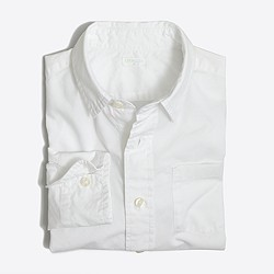 Kids' washed shirt
