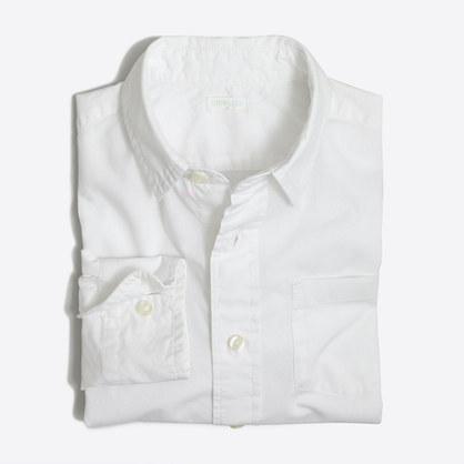 Kids' washed shirt