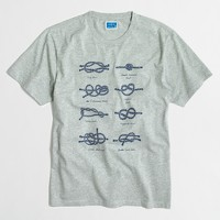 Tope knots T-shirt
