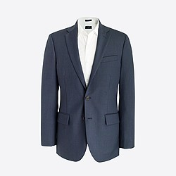 Thompson classic-fit suit jacket in worsted wool
