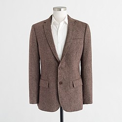 Thompson blazer in Donegal wool