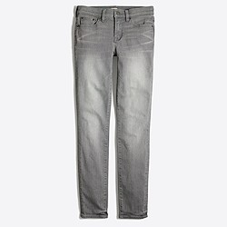 "Factory Valley Wash skinny jean with 28"" inseam"